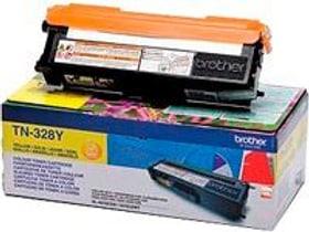 Toner-Modul TN-328Y Super HY Toner gelb Tonerkartusche Brother 797545200000 Bild Nr. 1