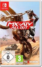 NSW - MX vs. ATV All Out F/I Box 785300154306 N. figura 1