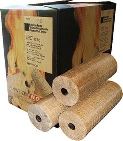 Briquettes de bois, 12 kg en carton