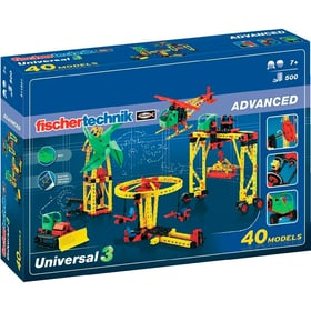 FischerTechnik Universal 3 785300127908 Photo no. 1