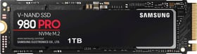 980 Pro 1TB m.2 2280 NVMe SSD Intern Samsung 785300155654 Bild Nr. 1
