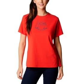 Sun Trek Trekkingshirt Columbia 465841700330 Grösse S Farbe rot Bild-Nr. 1