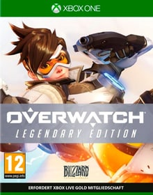 Xbox One - Overwatch - Legendary Edition (I) Box 785300137423 N. figura 1