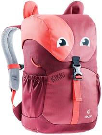 Kikki Kinder-Rucksack Deuter 460270300030 Grösse Einheitsgrösse Farbe rot Bild-Nr. 1