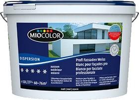 Dispersione per facciate Profi Bianco 2.5 l Miocolor 660734300000 Colore Bianco Contenuto 2.5 l N. figura 1