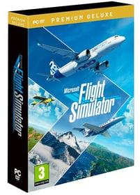 Microsoft Flight Simulator 2020 - Premium Deluxe Box 785300154392 Sprache Deutsch Plattform PC Bild Nr. 1