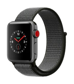 Watch Series 3 GPS/LTE 38mm spacegray/olive