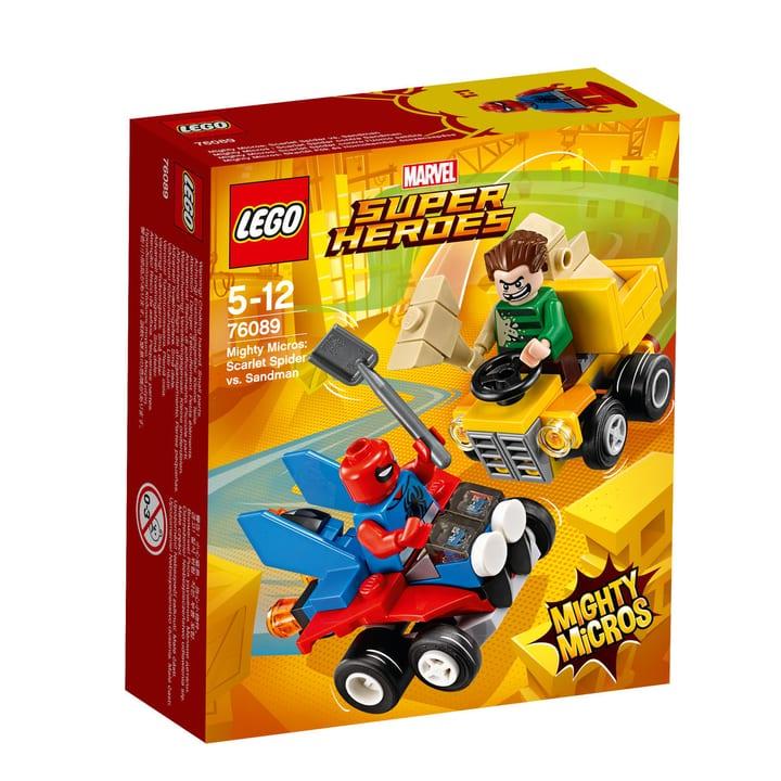 Lego Marvel 76089 Spider-Man Vs. Sandman 748877000000 Photo no. 1