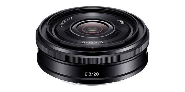 SEL-20mm F28 Objectif Sony 785300125920 Photo no. 1