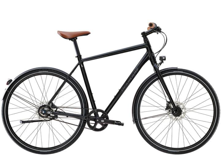 247 Citybike Diamant 490179405020 Rahmengrösse 50 Farbe schwarz Bild Nr. 1
