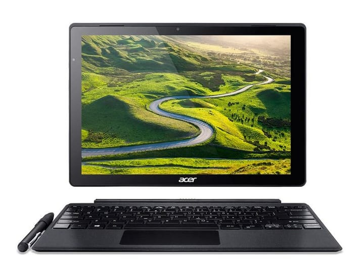 Acer Switch Alpha 12 SA5-271-766A 2in1 Acer 95110058986617 Bild Nr. 1
