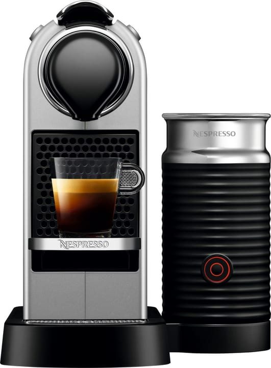 Citiz & Milk Argent XN760B Machines à café à capsules Nespresso 717465300000 Photo no. 1