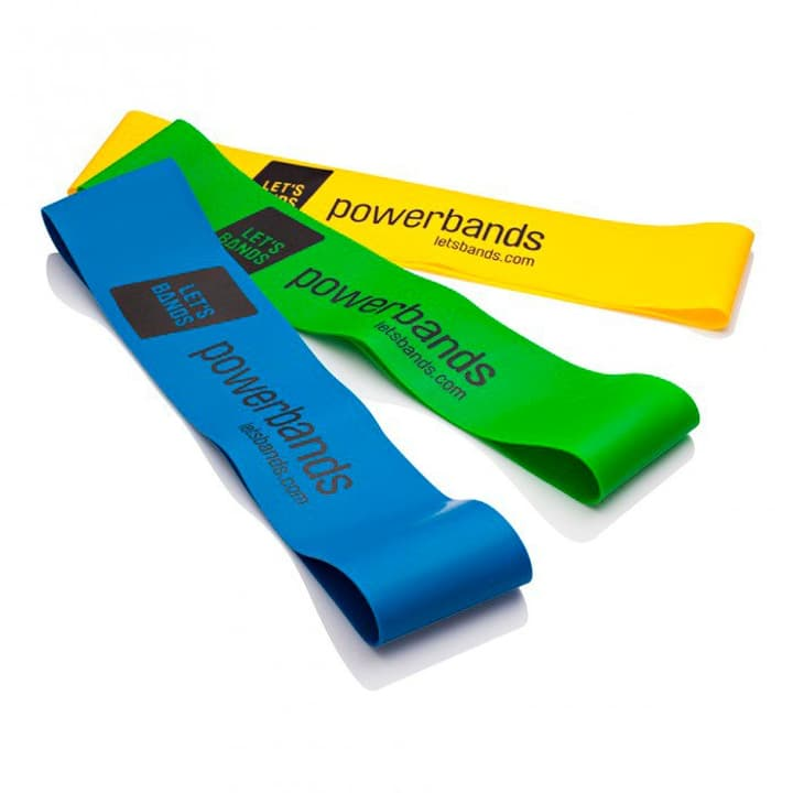 powerbands SET Mini Gymnastikband Let's Bands 463002800000 Photo no. 1