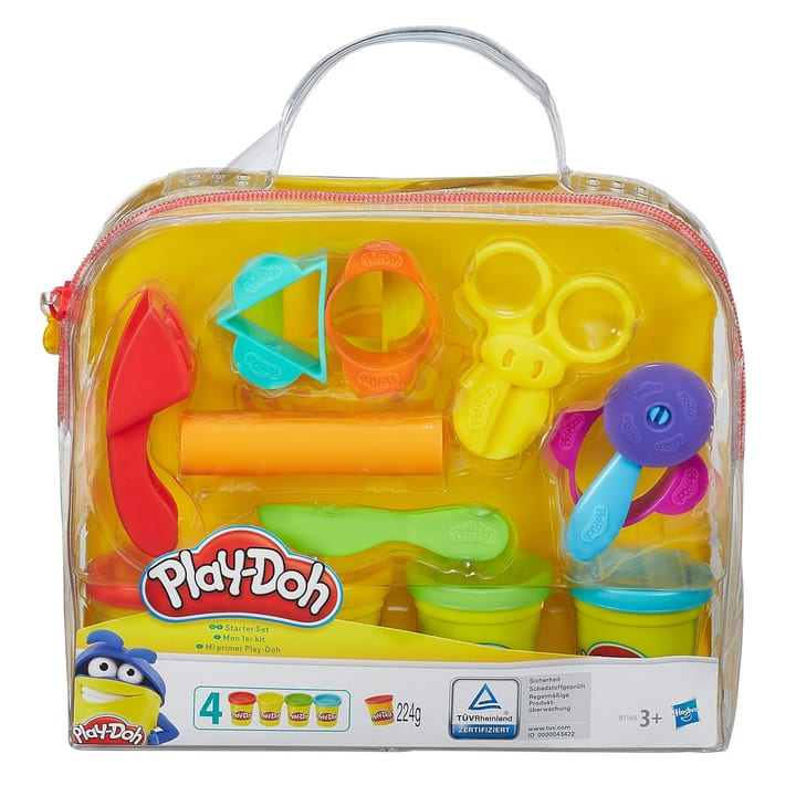 Play Doh Starter Set 746130400000 Photo no. 1