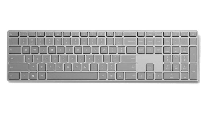 Surface Keyboard Bluetooth CH Microsoft 785300127709 N. figura 1