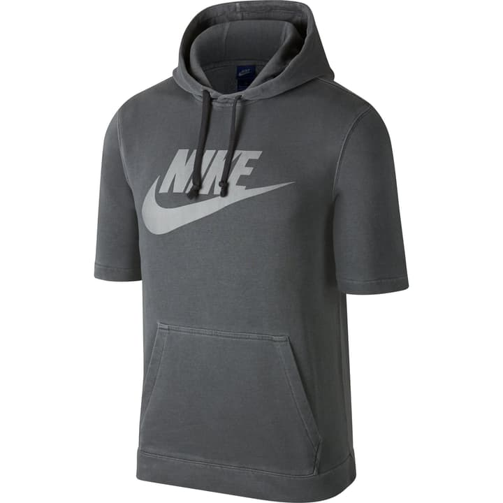 Sportswear Hoodie T-shirt pour homme Nike 462390000486 Couleur antracite Taille M Photo no. 1