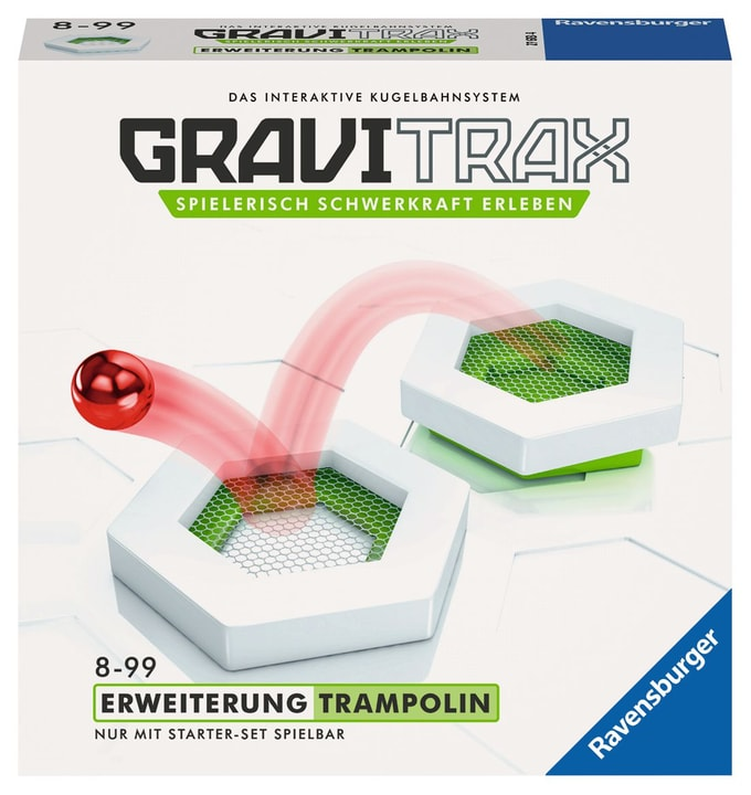 GraviTrax Set action Trampoline 748934700000 Photo no. 1