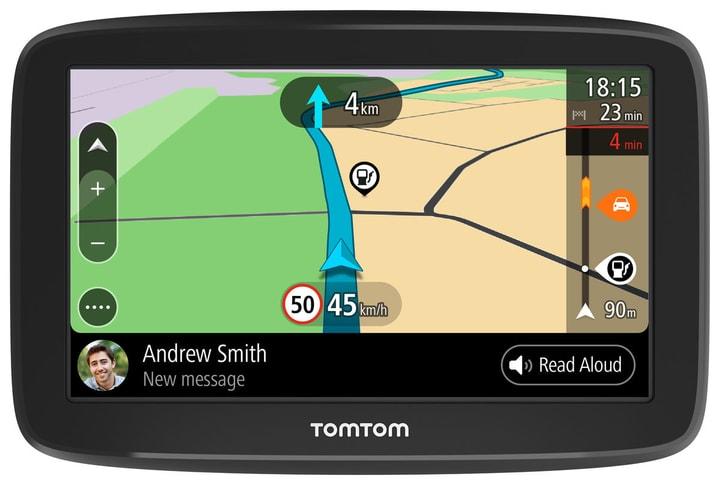 """GO BASIC EU 6"""" nero Navigatore portatile TOMTOM 785300137091 N. figura 1"""