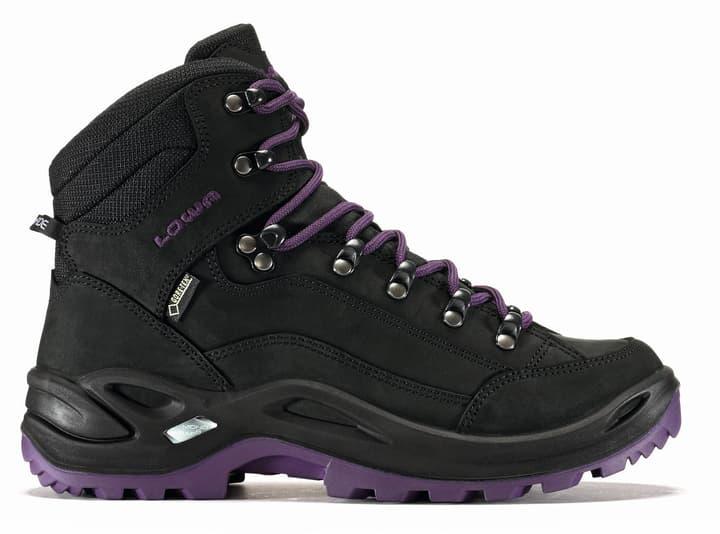 Renegade GTX Mid Chaussures de randonnée pour femme Lowa 460833835020 Couleur noir Taille 35 Photo no. 1