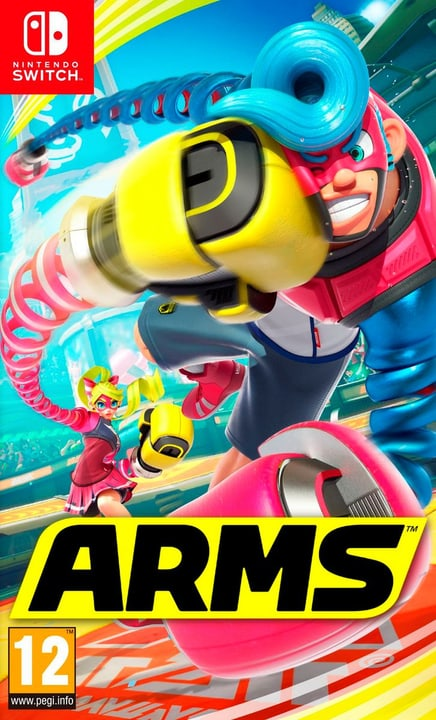 Switch - ARMS Box 785300122391 Photo no. 1