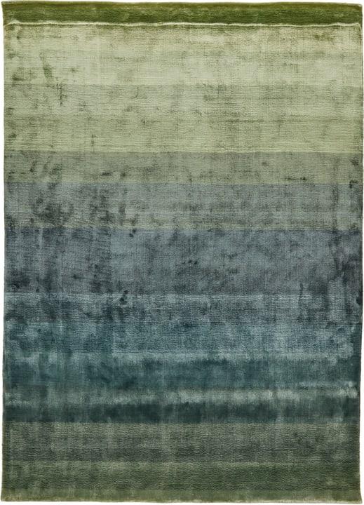 OSKAR Teppich 411985116060 Farbe grün Grösse B: 160.0 cm x T: 230.0 cm Bild Nr. 1