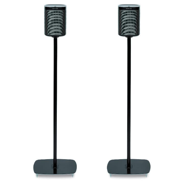 FLXP1FS2021 Supports sur pied pour Play:1 noir Pair Flexson 770814300000 Photo no. 1