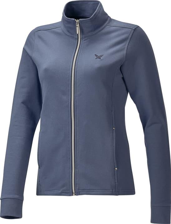 Sweat-Jacket Ursina Veste sweat pour femme Extend 462400200347 Couleur denim Taille S Photo no. 1