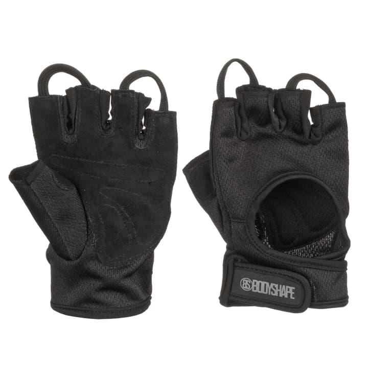 Guanti fitness Bodyshape 471957700320 Colore nero Taglie S N. figura 1