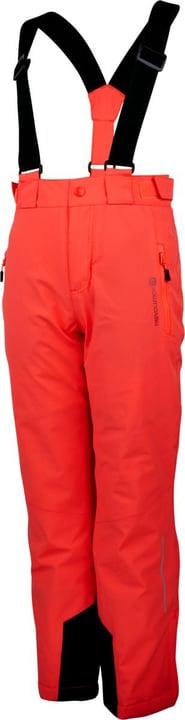 Pantalon de ski pour fille Trevolution 466929516457 Couleur corail Taille 164 Photo no. 1