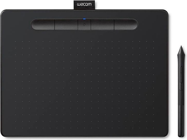Intuos S Bluetooth - noir Wacom 785300133131 Photo no. 1