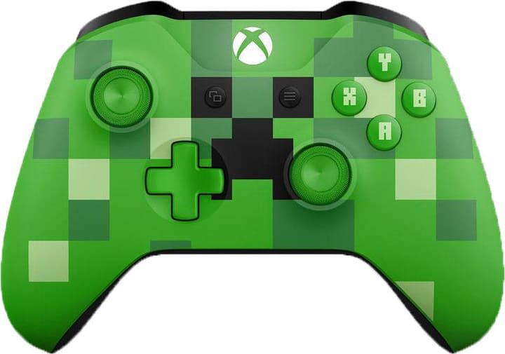 Xbox Wireless - Minecraft Creeper Manette Microsoft 785300142419 Photo no. 1
