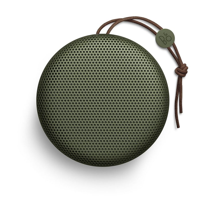 BeoPlay A1 haut-parleur Bluetooth Moss Green B&O Play 772819400000 Photo no. 1