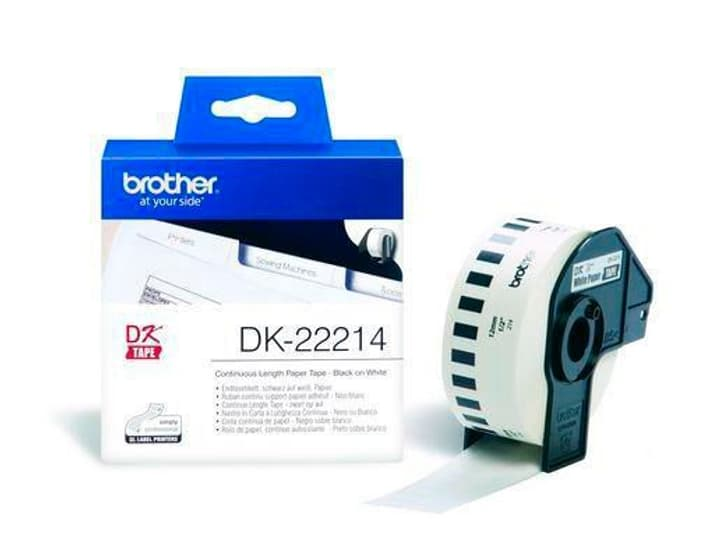 Ptouch Support pap.cont. 12mmx30.48m Brother 785300124011 Photo no. 1