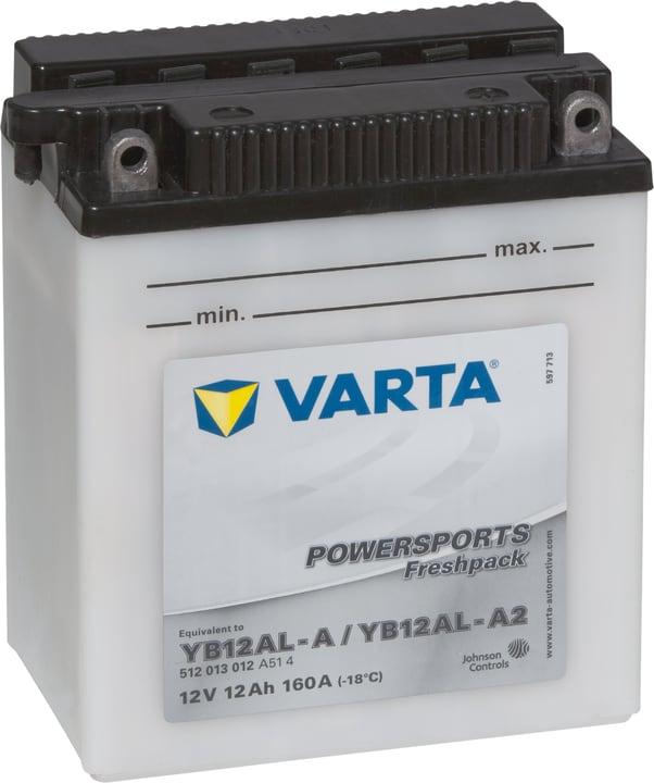 YB12AL-A / YB12AL-A2 12Ah Batterie moto Varta 620454000000 Photo no. 1