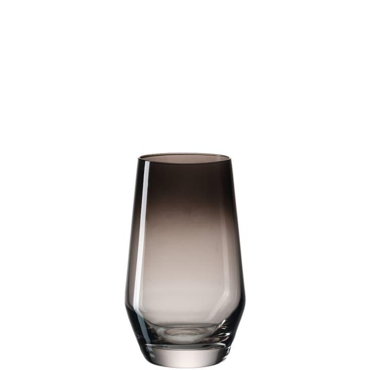 PLACIDE Verre à eau 440304500080 Couleur Gris foncé Dimensions H: 13.0 cm Photo no. 1