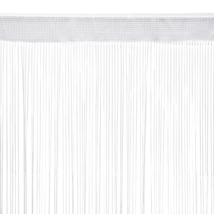 ZAIRE Fertigvorhang 372042100000 Farbe Weiss Grösse B: 90.0 cm x H: 255.0 cm Bild Nr. 1