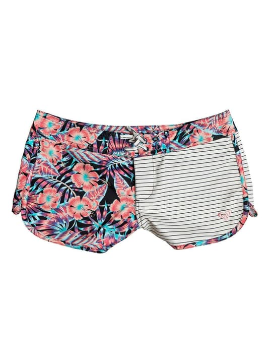 Short de bain pour fille Roxy 464550712893 Couleur multicolore Taille 128 Photo no. 1