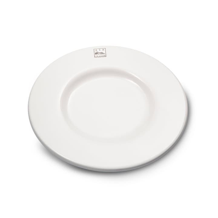 GRANDE Assiette à dessert ASA 393000122611 Dimensions L: 22.0 cm x P: 22.0 cm x H: 2.0 cm Couleur Blanc Photo no. 1