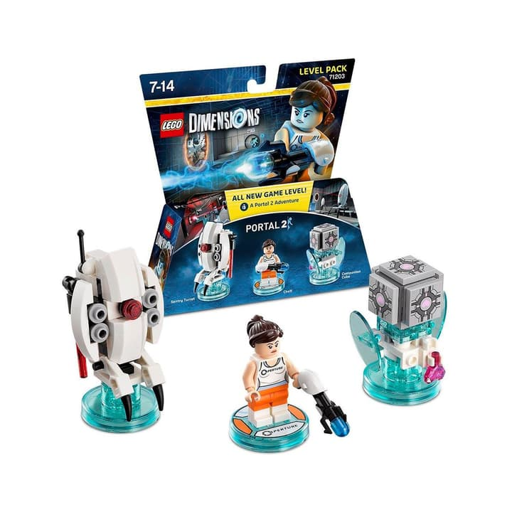 LEGO Dimensions Level Pack Portal 785300120115 N. figura 1