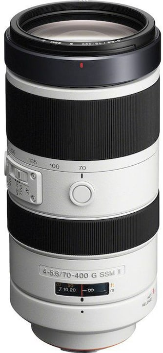 A-Mount FF 70-400mm F4-5.6 G SSM II Objectif Sony 785300135674 Photo no. 1