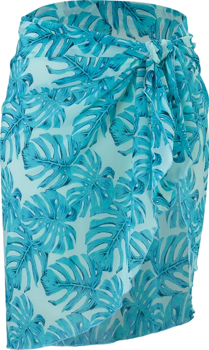 Paréo pour femme Paréo pour femme Extend 462198699982 Couleur turquoise claire Taille One Size Photo no. 1