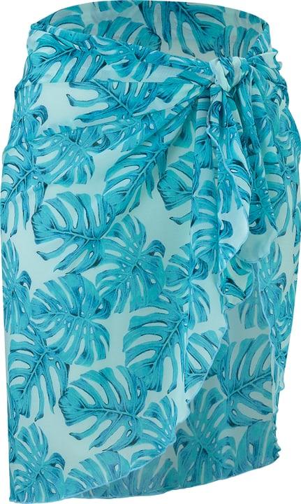 Paréo pour femme Extend 462198699982 Couleur turquoise claire Taille one size Photo no. 1