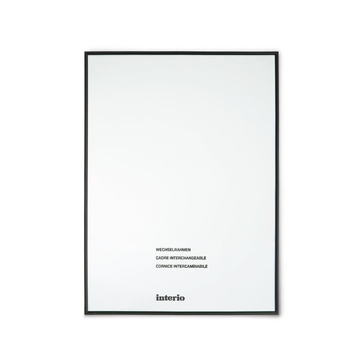 BRASILIA Cornice 384002846402 Dimensioni quadro 42 x 59.4 (A2) Colore Nero N. figura 1