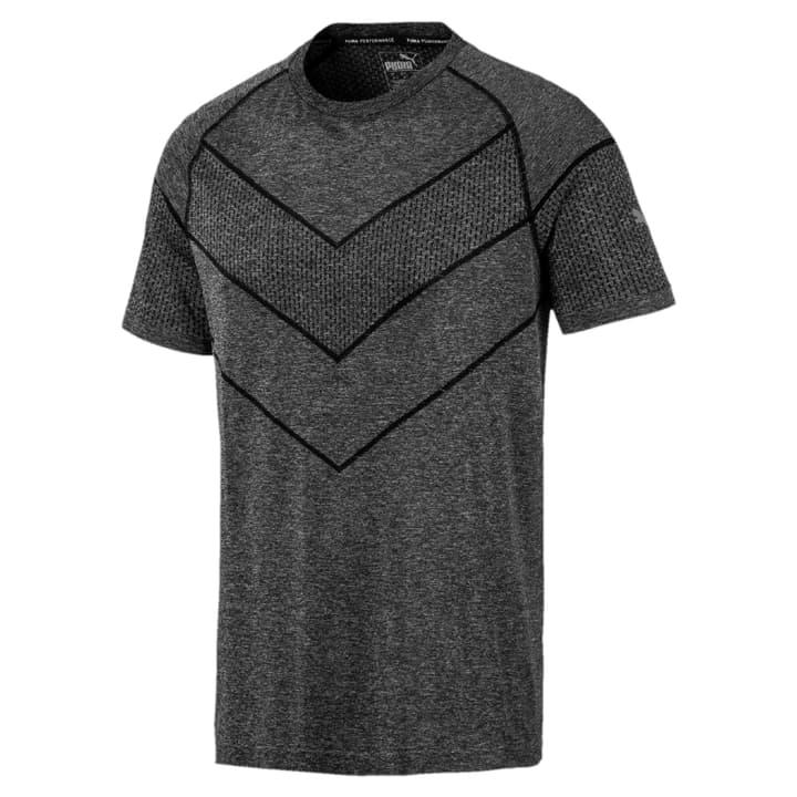 Reactive evoKNIT Tee Herren-T-Shirt Puma 464981100340 Farbe blau Grösse S Bild-Nr. 1