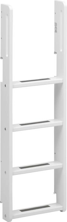 WHITE Scaletta diritta letto caso Flexa 404688500000 N. figura 1
