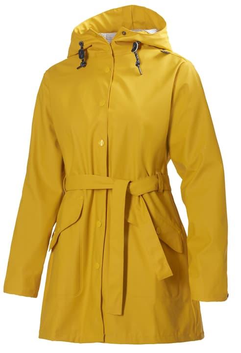 Kirkwall Manteau de pluie pour femme Helly Hansen 478403800350 Couleur jaune Taille S Photo no. 1