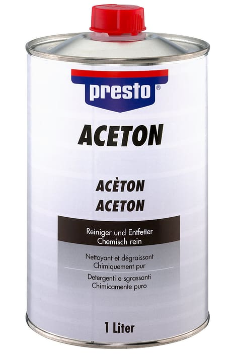 Acèton 1 L Diluant Presto 620156000000 Photo no. 1