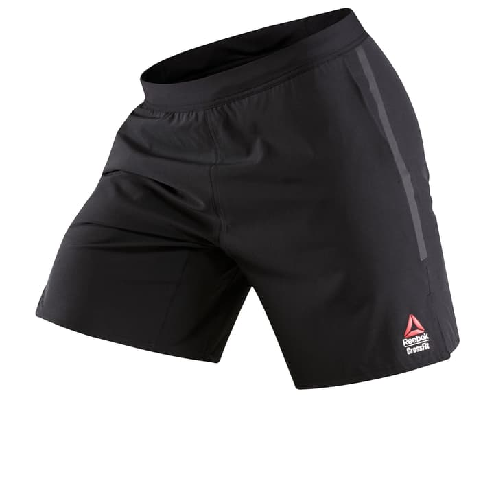RCF SN SPEED II Short pour homme Reebok 464927100320 Couleur noir Taille S Photo no. 1