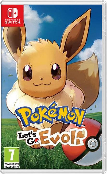 NSW - Pokémon: Let's Go, Evoli! Box Nintendo 785300136736 Langue Italien Plate-forme Nintendo Switch Photo no. 1