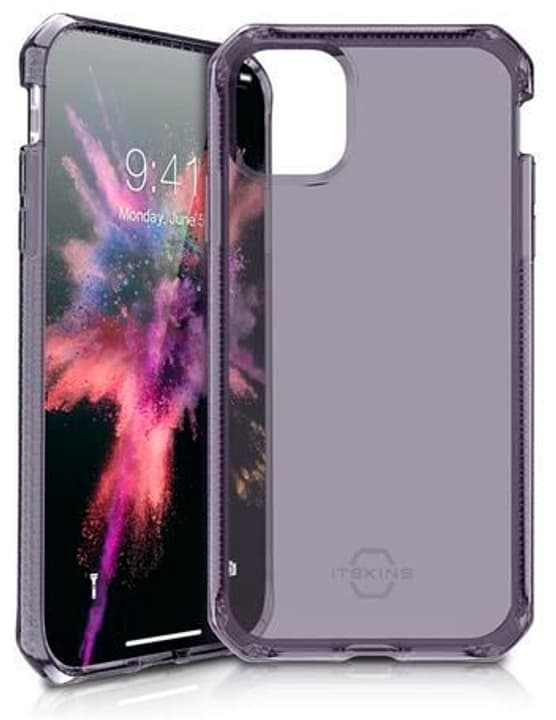 Hard Cover SPECTRUM CLEAR light purple Coque ITSKINS 785300149410 Photo no. 1